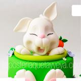 torta-conejito
