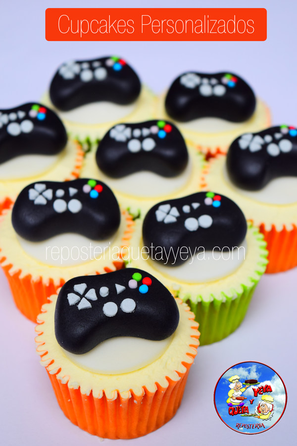 cupcakes playstation