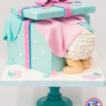 torta baby shower bebe regalo