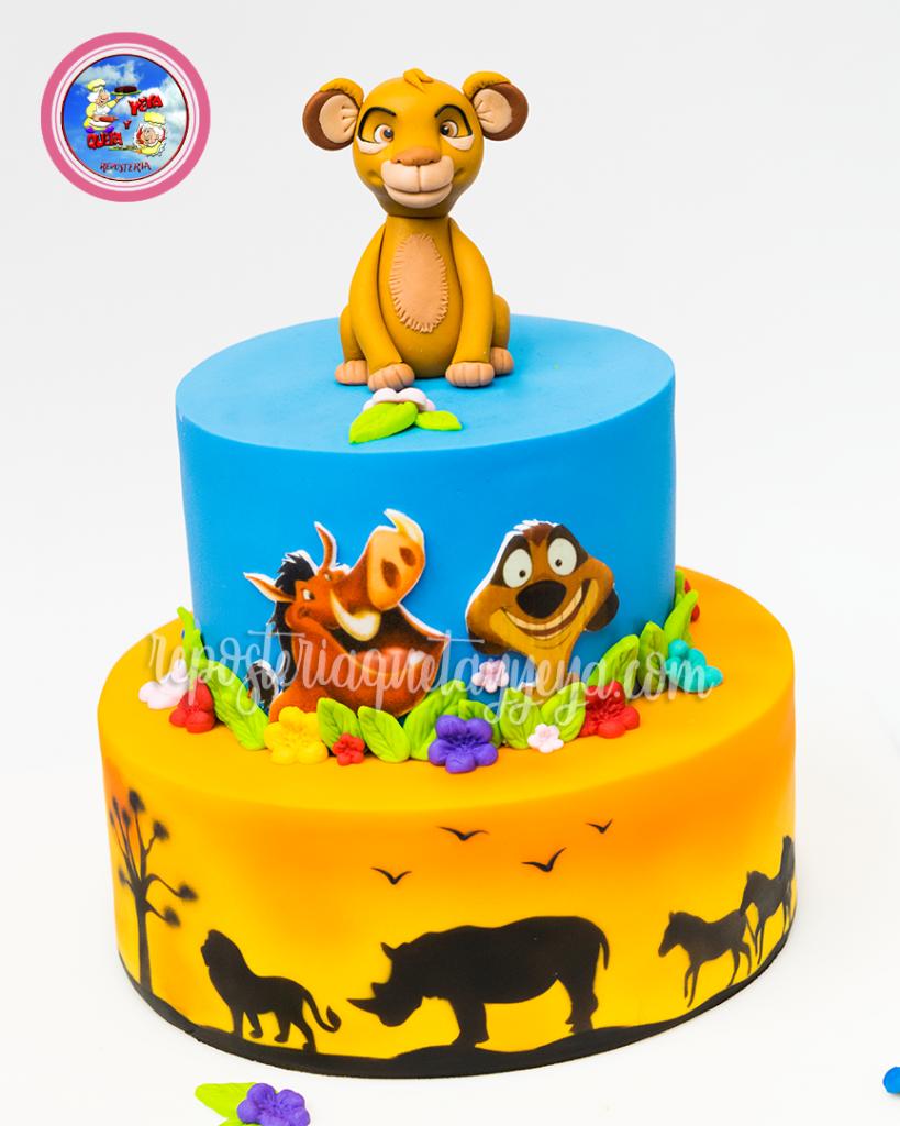 torta rey leon