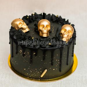torta calaveras
