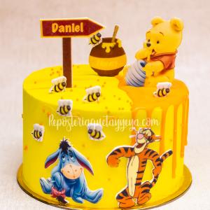 torta winne pooh