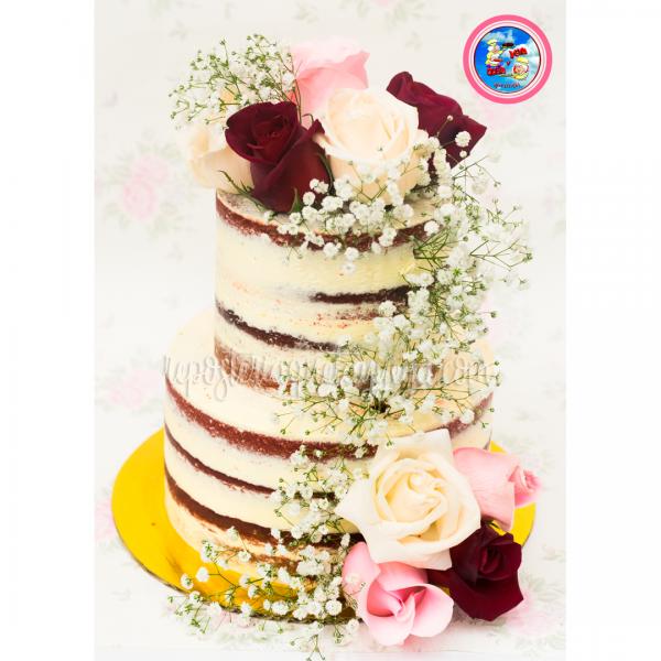 seminaked cake flores 2